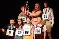 The 25th Annual Putnam County Spelling Bee - Albert Einstein High School - Kensington, Maryland - November 11, 2017