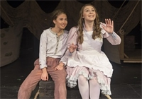 Peter and the Starcatcher, St. Stephen's & St. Agnes School, Alexandria, Virginia, November 2, 2018