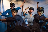 Urinetown, the musical - Woodrow Wilson High School - Washington, DC - November 12, 2016