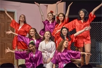 West Side Story, James Madison High School, Vienna, Virginia, May 3, 2019