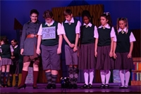 Roald Dahl's Matilda the Musical, Woodrow Wilson High School, Washington, DC, November 15, 2019
