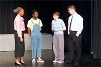 Through the Eyes: Mockingbird and 110 Stories, Woodbridge Senior High School, Woodbridge, Virginia, February 8, 2020