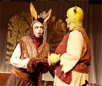 Shrek, the musical - Falls Church High School - Falls Church, Virginia - December 3, 2016