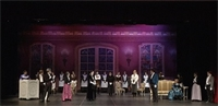 """Best written reviews for """"Whodunnit"""" performed by Heritage High School in Leesburg, Virginia.  Reviewed on March 26, 2021."""