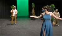 """Best written reviews for """"The Tempest"""" performed by Stone Bridge High School in Ashburn, Virginia.  Reviewed on May 20, 2021."""