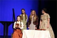"""Best written reviews for """"Little Women"""" performed by Tuscarora High School in Leesburg, Virginia.  Reviewed on May 21, 2021."""
