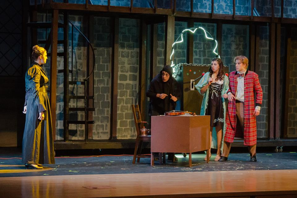 Harriton - Young Frankenstein 2
