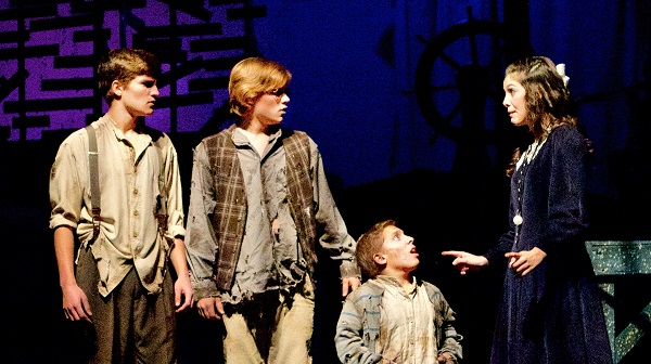 Peter and the Starcatcher - Chantilly High School - Chantilly, Virginia - October 28, 2016