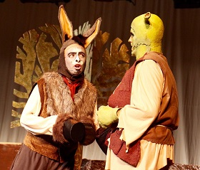 Shrek, the musical - Falls Church High School - Falls Church, Virginia - December 3, 2016