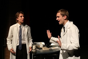 Flowers for Algernon - Thomas Edison High School - Alexandria, Virginia - November 11, 2016