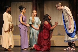 Medea - Bullis School - Potomac, Maryland - October 28, 2017