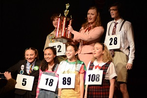 The 25th Annual Putnam County Spelling Bee - Albert Einstein High School - Kensington, Maryland - November 11, 2017