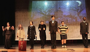 The Addams Family - Clarksburg High School - Clarksburg, Maryland - November 10, 2017