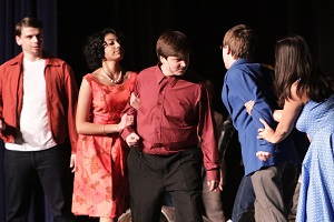 Romeo and Juliet - Bishop O'Connell High School - Arlington, Virginia - November 11, 2017