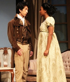 Pride and Prejudice - Chantilly High School - Chantilly, Virginia - November 4, 2017