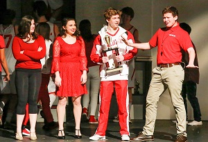 HIgh School Musical - Freedom High School - South Riding, Virginia - March 18, 2017