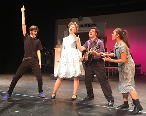 All Shook Up - Albert Einstein High School - Kensington, Maryland - March 4, 2017