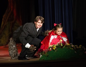 Into the Woods - Bishop O'Connell High School - Arlington, Virginia - April 8, 2017