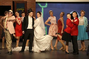 Guys and Dolls - Fairfax High School - Fairfax, Virginia - May 6, 2017