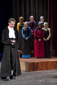 The Crucible - Lake Braddock Secondary School - Burke, Virginia - May 5, 2017