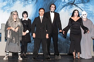 The Addams Family - South County High School - Lorton, Virginia - May 5, 2017