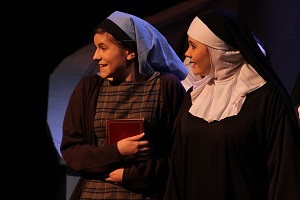 Sister Act, St. Andrew's Episcopal School, Potomac, Maryland, February 24, 2018