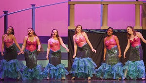 Disney's The Little Mermaid, J.E.B. Stuart High School, Falls Church, Virginia, April 13, 2018