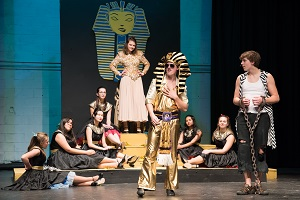 Joseph and the Amazing Technicolor Dreamcoat, Poolesville High School, Poolesville, Maryland, April 21, 2018