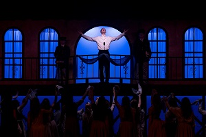 Evita, Langley High School, McLean, Virginia, April 27, 2018