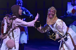 Monty Python's Spamalot, Robinson Secondary School, Fairfax, Virginia, May 4, 2018