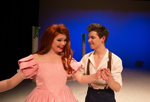 Disney's The Little Mermaid, Tuscarora High School, Leesburg, Virginia, May 4, 2018