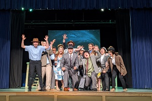 Guys and Dolls, Bishop O'Connell High School, Arlington, Virginia, November 16, 2019