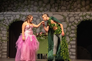 A Midsummer Night's Dream, James Madison High School, Vienna, Virginia, November 16, 2019