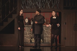 The Addams Family, Osbourn Park High School, Manassas, Virginia, April 12, 2019