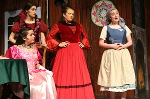 Rodgers and Hammerstein's Cinderella, Saint John Paul the Great Catholic High School, Dumfries, Virginia, April 13, 2019
