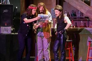 Rock of Ages, Westfield High School, Chantilly, Virginia, April 27, 2019