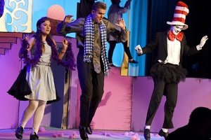 Seussical, Annandale High School, Annandale, Virginia, March 30, 2019