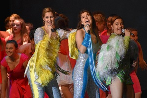 Mamma Mia!, Heritage High School, Leesburg, Virginia, May 4, 2019