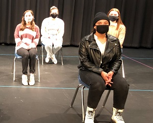 "Best written reviews for ""I Was There"" performed by Centreville High School in Clifton, Virginia.  Reviewed on May 1, 2021."
